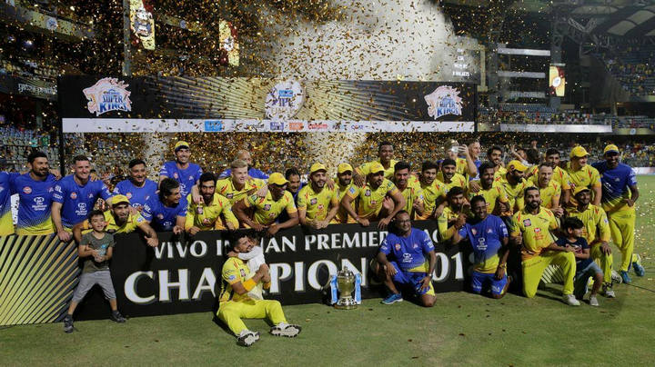 IPL Winners List