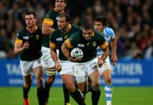 South Africa Rugby World Cup 2019 Fixtures, Dates