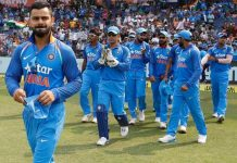 Indian Cricket Team 2019 schedule