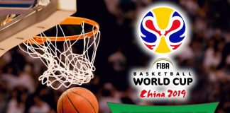FIBA Basketball World Cup 2019 Schedule