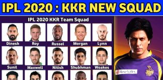 IPL Team - Kolkata Knight Riders