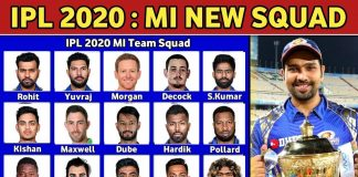 IPL Team - mumbai indian